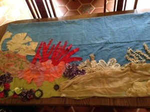 Coral Reef Panel in progress